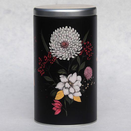 Boîte à café Flora