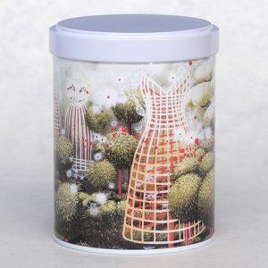Boîte à thé Couture