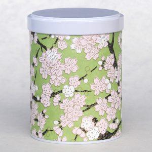 Boîte à thé Sakura