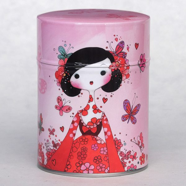 Boîte à thé luxe Haru