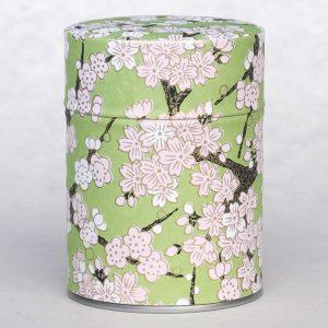 Boîte à thé luxe Sakura