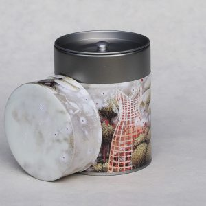 Boîte à thé luxe Couture