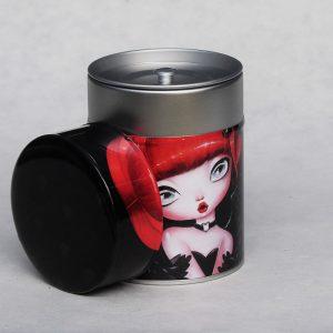 Boîte à thé luxe Diablesse