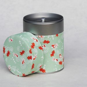 Boîte à thé luxe Sakana