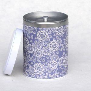 Boîte à thé Roses