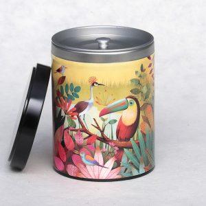 Boîte à thé Toucan
