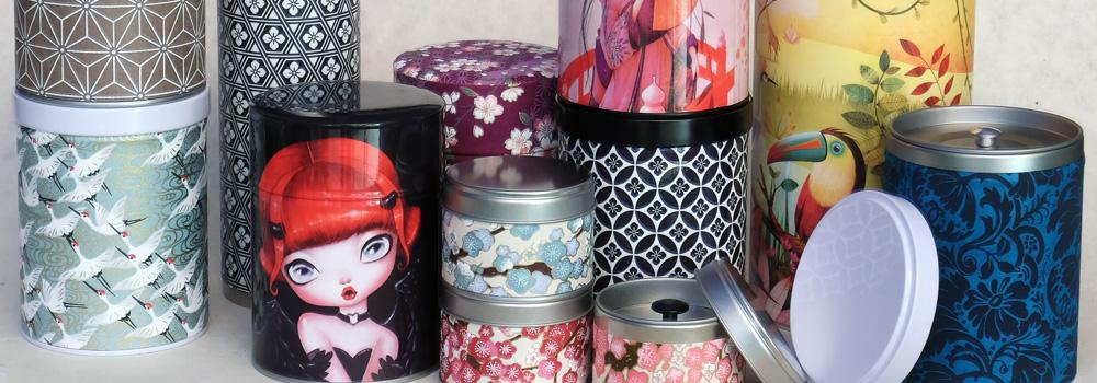 Grossiste Fabricant boîtes à thé