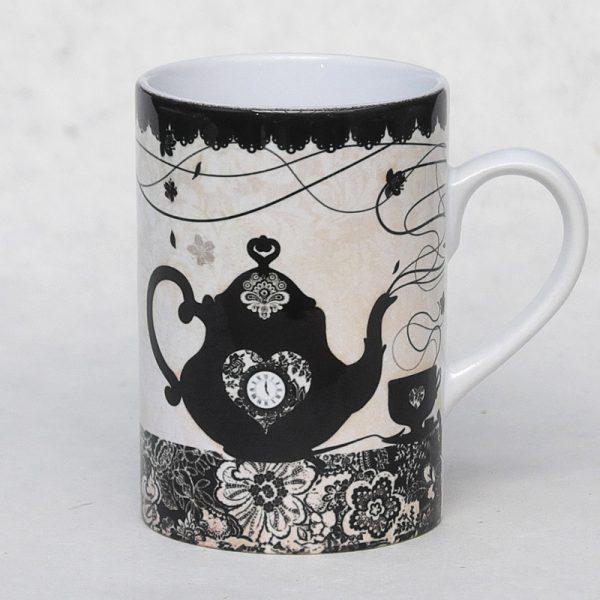 Mug Five o'clock