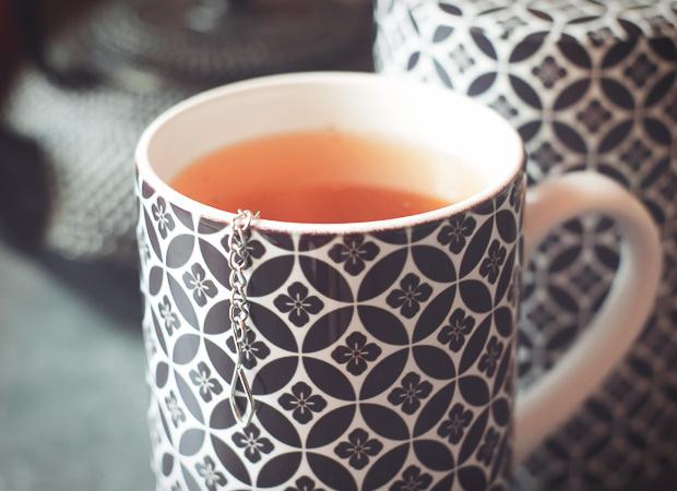 Boîte à thé et mug Natori