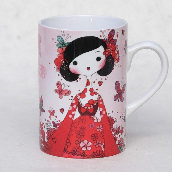 Mug pour le thé Haru