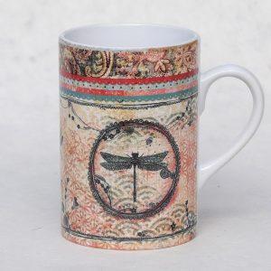 Mug pour le thé Libellule