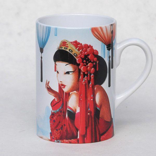 Mug pour le thé Mékong