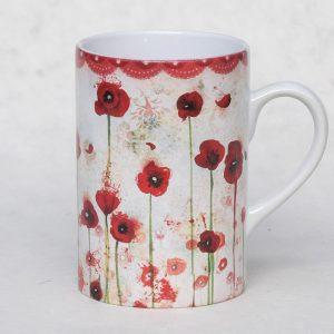 Mug pour le thé Poppies