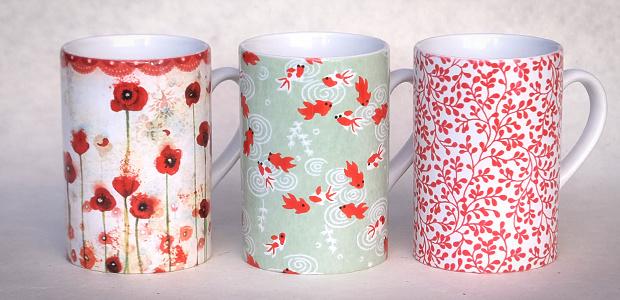 Mugs pour le thé