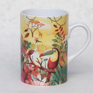 Mug pour le thé Toucan