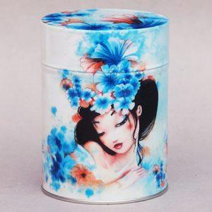 Boîte à thé Flowers