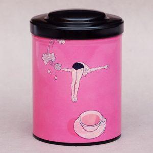 Boîte à thé Plongeon