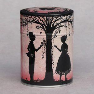 Boîte à thé Les amoureux