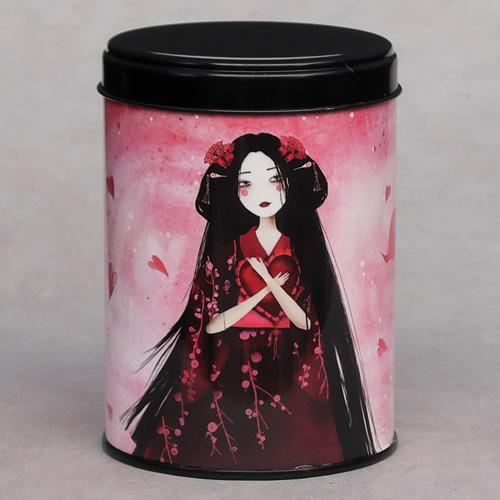 Boîte à thé Kumiko