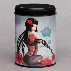 Boîte à thé Miss Lily