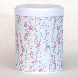 Boîte à thé washi Yubari