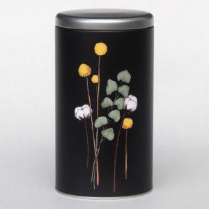 Boîte à café – Fleurs de coton
