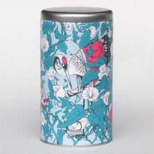 Boîte à café – Hirugao