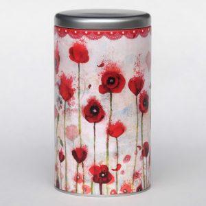 Boîte à café – Poppies