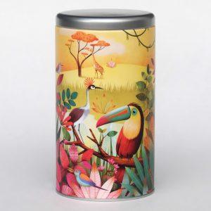 Boîte à café – Toucan