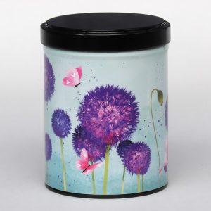 Boîte à thé d'artiste empilable - Bloom