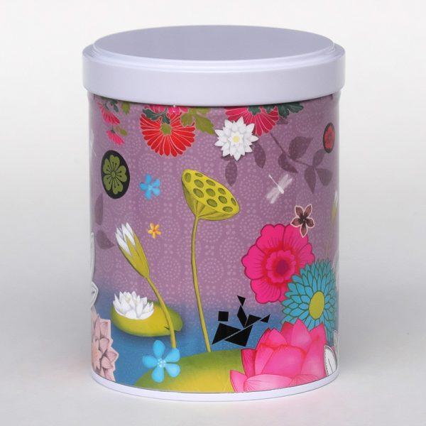 Boîte à thé d'artiste empilable – Eden