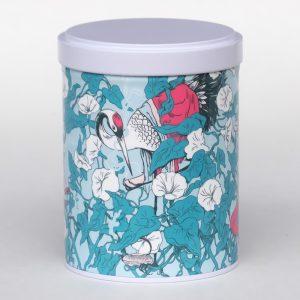 Boîte à thé d'artiste empilable – Hirugao