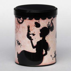 Boîte à thé d'artiste empilable – Wonderland