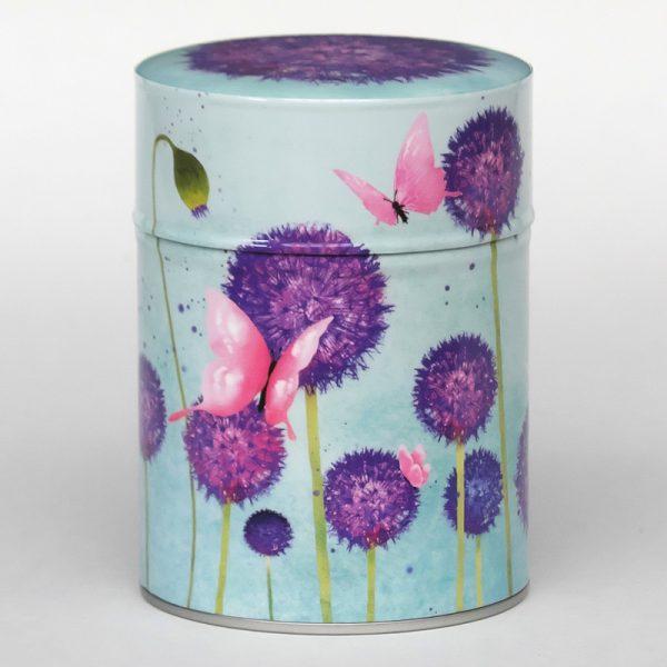 Boîte à thé luxe d'artiste – Bloom