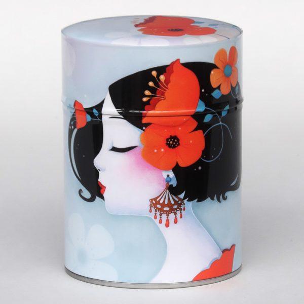 Boîte à thé luxe d'artiste – Chiharu