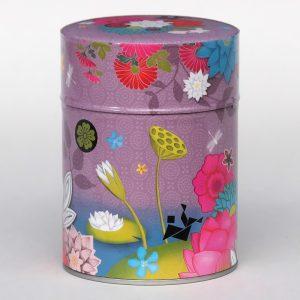 Boîte à thé luxe d'artiste – Eden