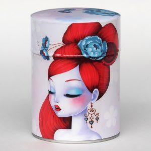 Boîte à thé luxe d'artiste – Hanako