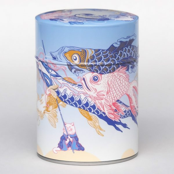 Boîte à thé luxe d'artiste – Kodomo