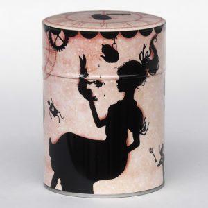 Boîte à thé luxe d'artiste – Wonderland