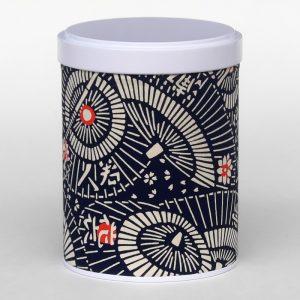 Boîte à thé washi Katazome - Iki