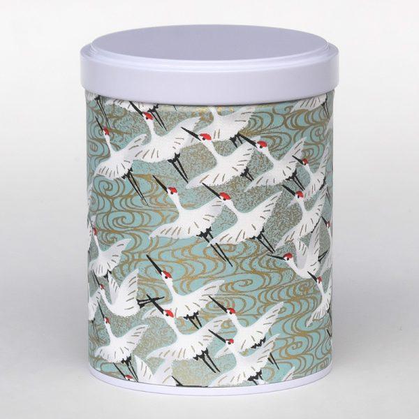 Boîte à thé washi empilable - Wazuka