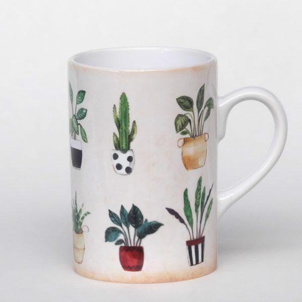 Mug pour le thé – Belles plantes
