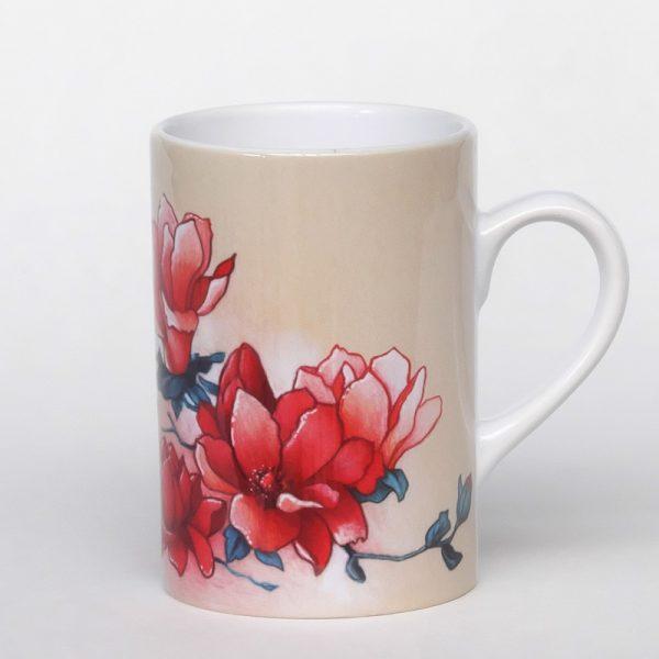 Mug pour le thé – Magnolias