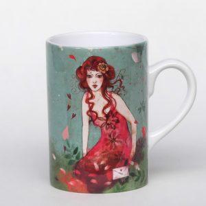 Mug pour le thé – Secret garden