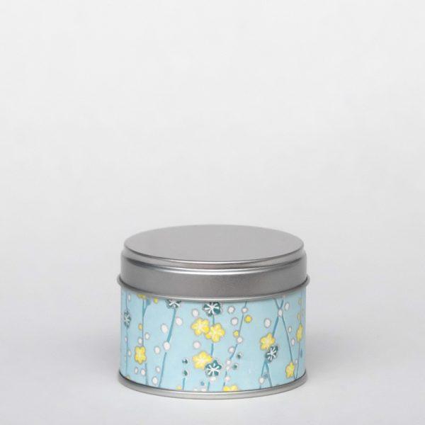 Petite boîte à thé washi – Anan