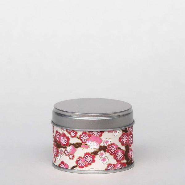 Petite boîte à thé washi – Izumi