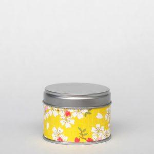 Petite boîte à thé washi – Natsu