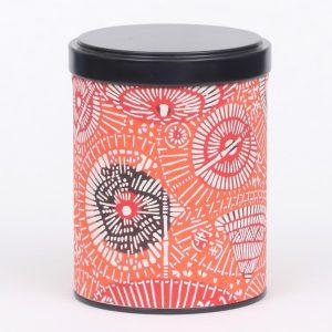 Boîte à thé washi Kashiwa
