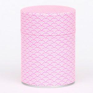 Boîte à thé washi Pink Haro