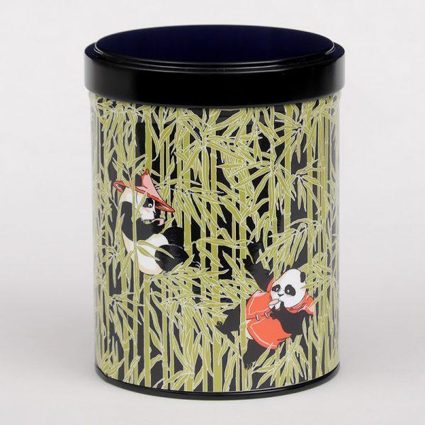 Boîte à thé Pandas - Nancy Pena